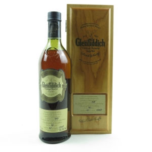 Glenfiddich 1968 Vintage Reserve 30 Year Old