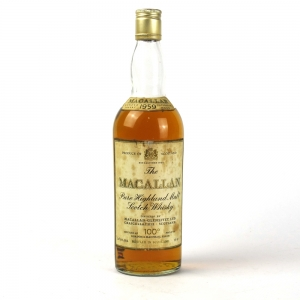 Macallan 1959 100 Proof
