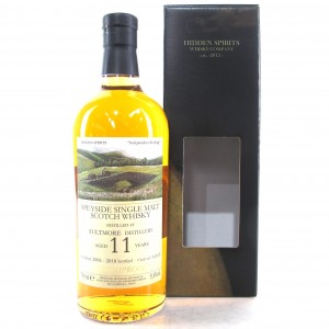 Aultmore 2006 Hidden Spirits 11 Year Old