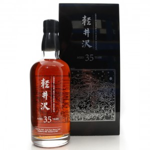 Karuizawa 1981 Single Cask 35 Year Old #6412 / Fazzino