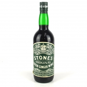 Stone's Green Ginger Wine 1970s