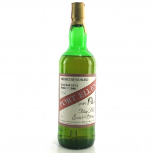 Port Ellen 1974 Sestante 14 Year Old / 65.5%