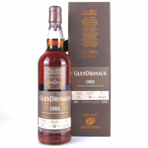 Glendronach 1993 Single Cask 24 Year Old #445
