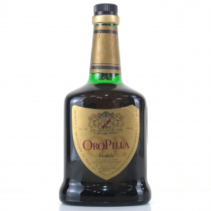 Oro Pilla Brandy 1970s