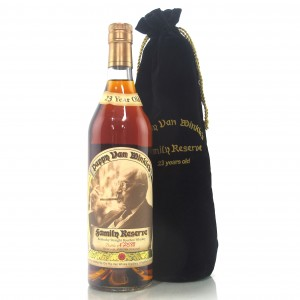 Pappy Van Winkle23 Year Old Family Reserve / Stitzel-Weller