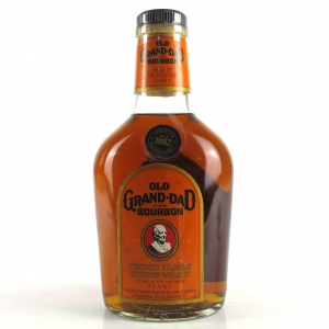 Old Grand-dad Kentucky Straight Bourbon / Japanese Import