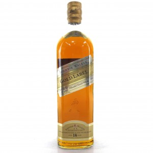 Johnnie Walker Gold Label 18 Year Old 75cl / US Import