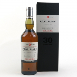 *Port Ellen 1979 30 Year Old 9th Release JANUARY