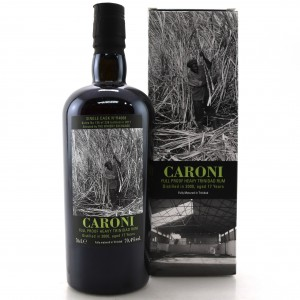 Caroni 2000 Single Cask 17 Year Old #R4008 Full Proof Heavy Rum / TWE