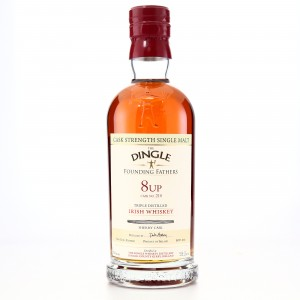 Dingle Founding Fathers Single Cask #210 / 8up