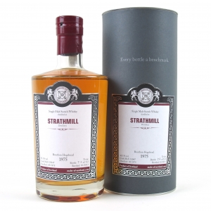 Strathmill 1975 Malts of Scotland 38 Year Old