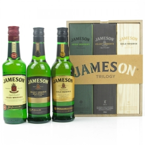 Jameson Trilogy 20cl Set