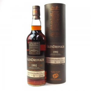 Glendronach 1992 Single Cask 24 Year Old #43