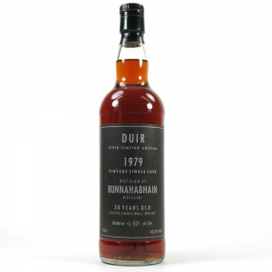 Bunnahabhain 1979 Duir 30 Year Old