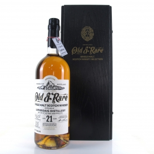 Laphroaig 1996 Hunter Laing Old and Rare 21 Year Old 1.5 Litre