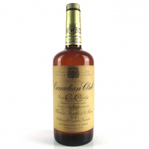 Canadian Club 1975 1 Litre