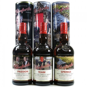 Glenfarclas Legend of Speyside Trilogy 3 x 70cl