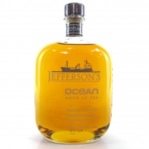 Jefferson's Ocean Aged at Sea Voyage 6