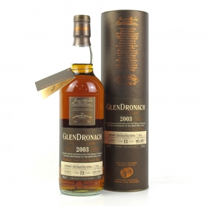 Glendronach 2003 Single Cask #4102 / Green Welly Stop