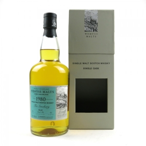 Caol Ila 1980 Wemyss Single Cask