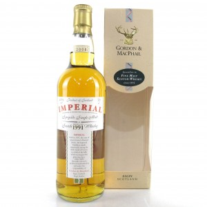 Imperial 1991 Gordon and MacPhail