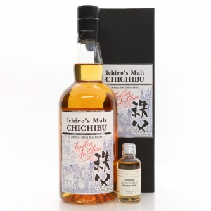 Chichibu London Edition 2018 / with Miniature 3cl