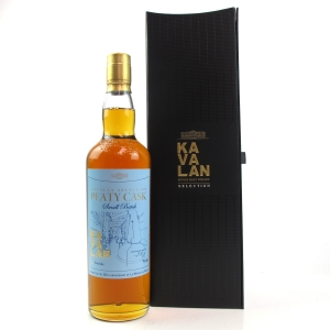 Kavalan Selection Peaty Cask 60th Anniversary La Maison Du Whisky