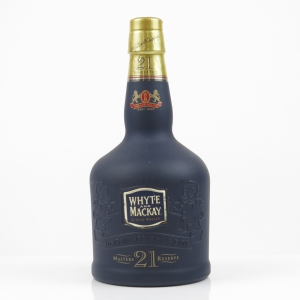 Whyte and Mackay 21 Year Old Masters Reserve