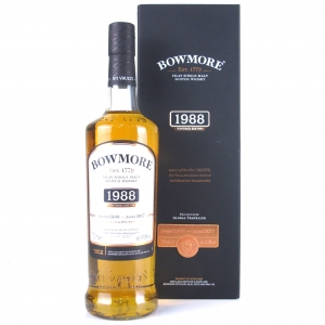 Bowmore 1988 / Travel Retail Exclusive