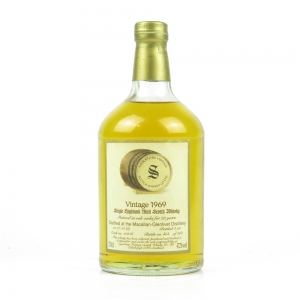 Macallan 1969 Signatory Vintage 23 Year Old