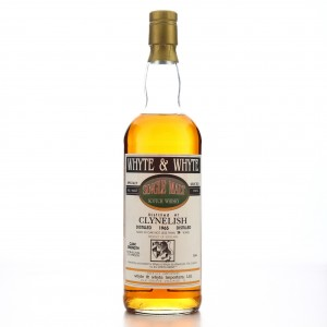 Clynelish 1965 Whyte and Whyte 28 Year Old Cask Strength 75cl / Spirits Library