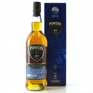 Powers 10 Year Old / Licensed Vintners Association