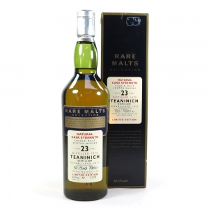 Teaninich 1973 Rare Malt 23 Year Old
