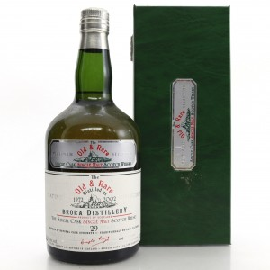 Brora 1972 Douglas Laing 29 Year Old / Old and Rare