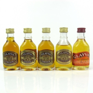 Glayva Miniature Selection 5 x 5cl