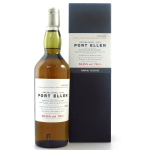 Port Ellen 1978 24 Year Old 2nd Release