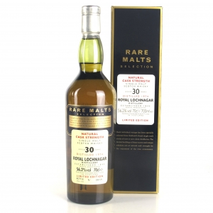 Royal Lochnagar 1974 Rare Malt 30 Year Old / 56.2%