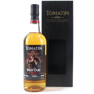 Tomatin 2003 Single Cask #1908 / Dark Angel Bar