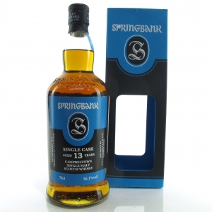 Springbank 2003 Single Cask 13 Year Old / Fresh Sherry