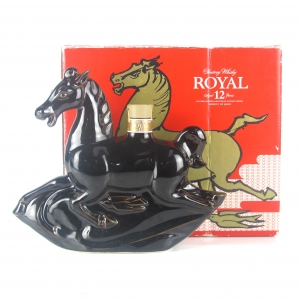 Suntory Whisky Royal 12 Year Old 60cl / Year of the Horse Decanter