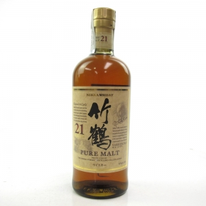 Taketsuru 21 Year Old Pure Malt