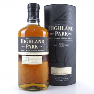 Highland Park 21 Year Old / 47.5%