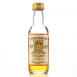 Convalmore 1969 Gordon and MacPhail Miniature