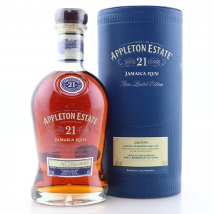 Appleton Estate 21 Year Old Jamaican Rum 2011