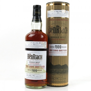 Benriach 1999 Single Cask Distillery Exclusive 15 Year Old / Pedro Ximenez Finish