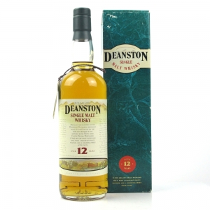 Deanston 12 Year Old US Import