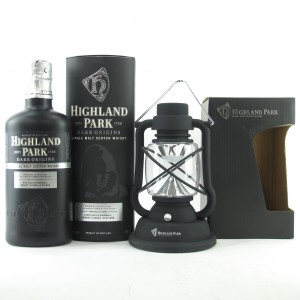 Highland Park Dark Origins / Including Lamp
