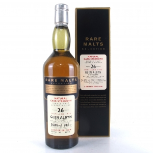 Glen Albyn 1975 Rare Malt 26 Year Old / 54.8%