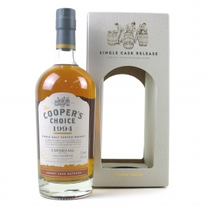 Laphroaig 1994 Cooper's Choice 21 Year Old