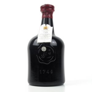 J&B 250th Anniversary 25 Year Old Decanter